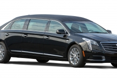 Superior 47 Black Limo 2018 Front PS