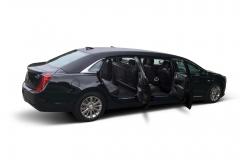 2018 52-inch Cadillac XTS Six Door Limousine -1