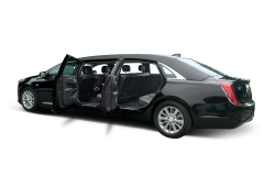 2018 52-inch Cadillac XTS Six Door Limousine - 2