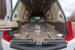 2018 Superior Crown Sovereign - rear interior