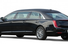 Superior 47 Black Limo 2018 Rear DS