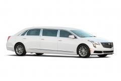 Superior 52 Cadillac 6-Door front