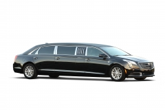 2018 Superior XTS-70 Six Door Limousine - front